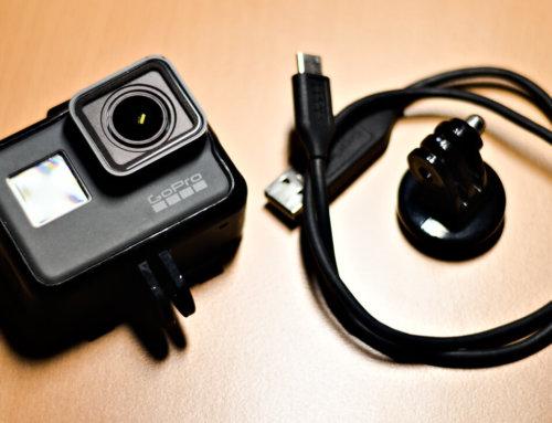 GoPro Hero 5 Black vs. GoPro Hero 8 Black