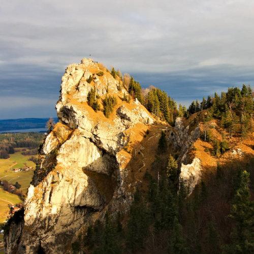 Bilder Salzburger Land im Schattenfugenrahmen