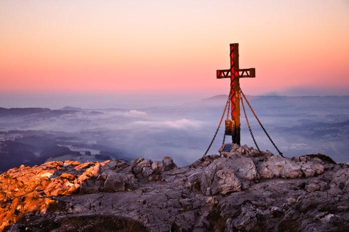 Bilder Salzburger Land auf Leinwand