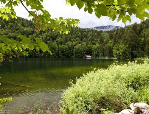 3-Seen-Tour: Grundlsee – Toplitzsee – Kammersee