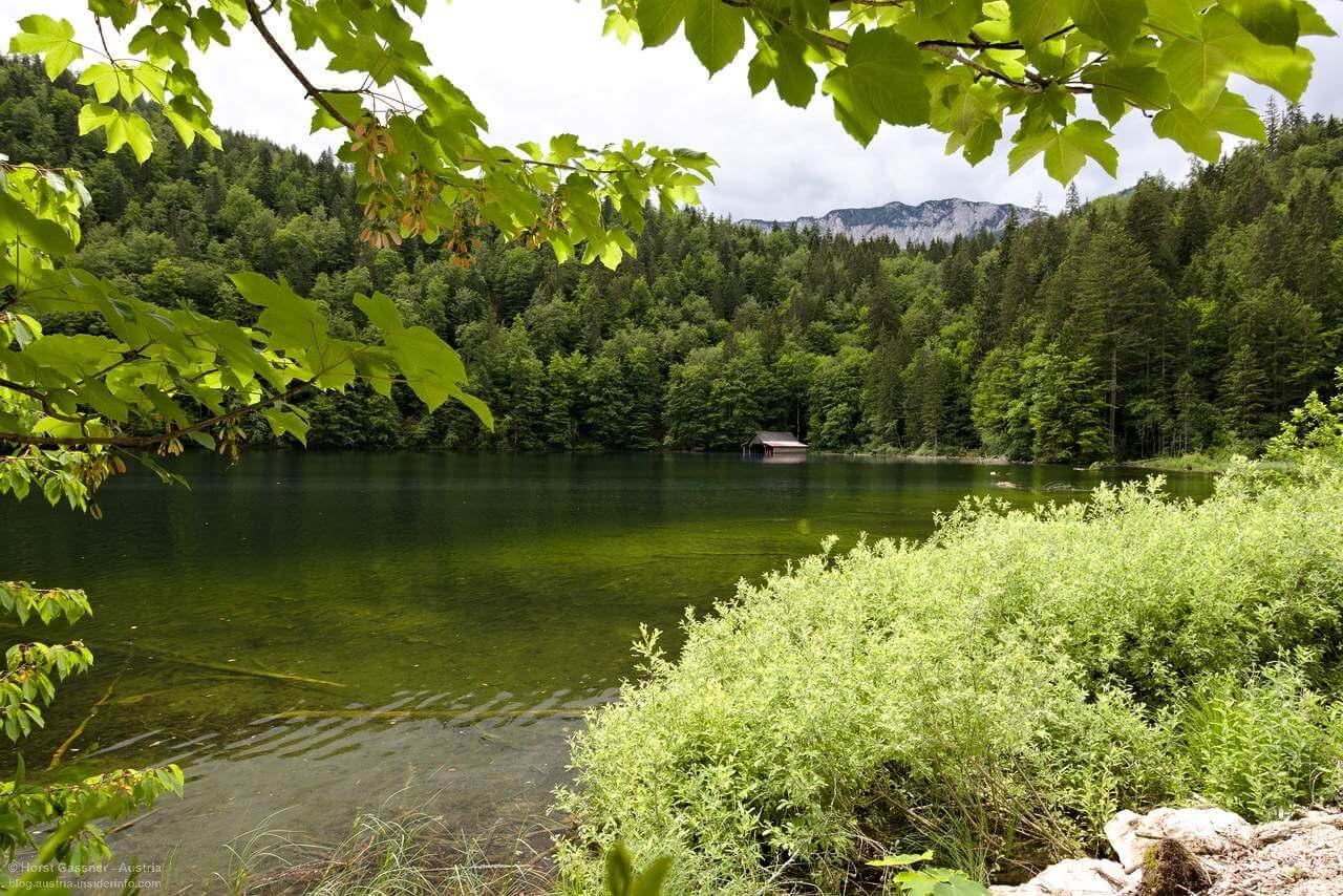 Toplitzsee im Salzkammergut