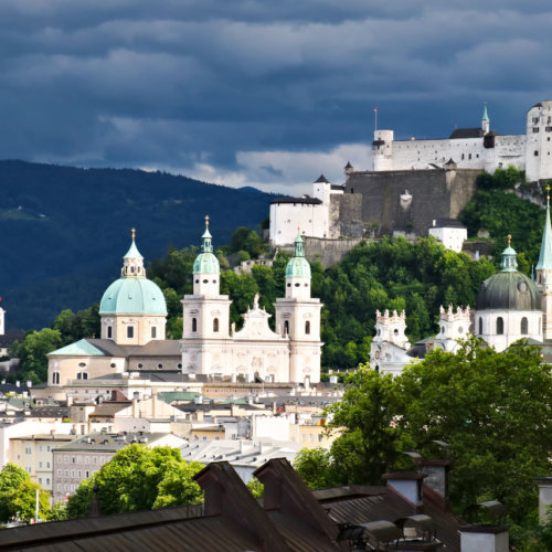 Salzburger - Altstadt und Festung