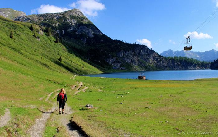 Ausbildung zum Salzburger Bergwanderführer