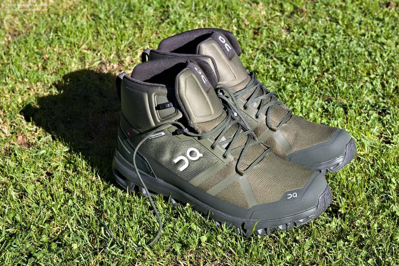 On Outdoor - Schuhe und Bekleidung