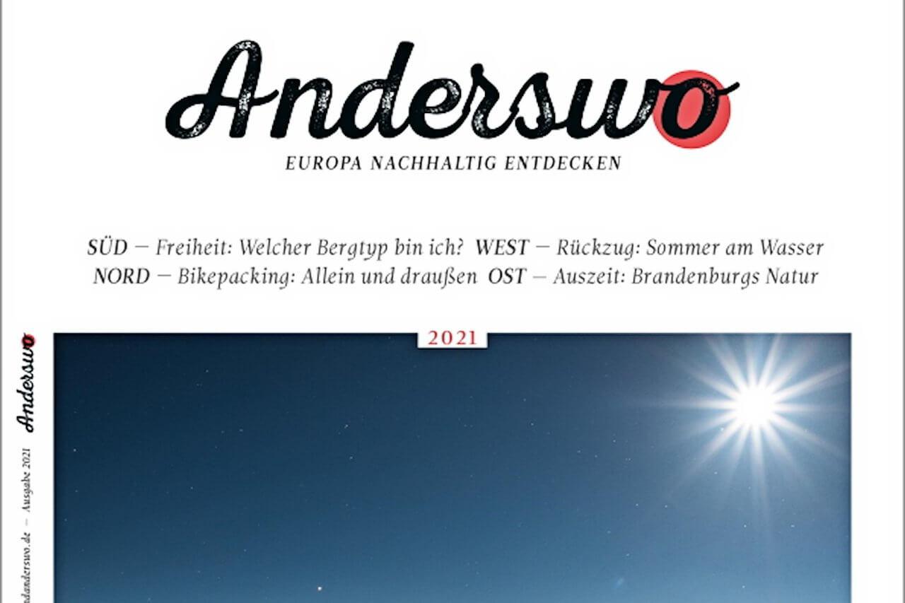 Anderswo - Magazin - Nachhaltig Reisen in Europa