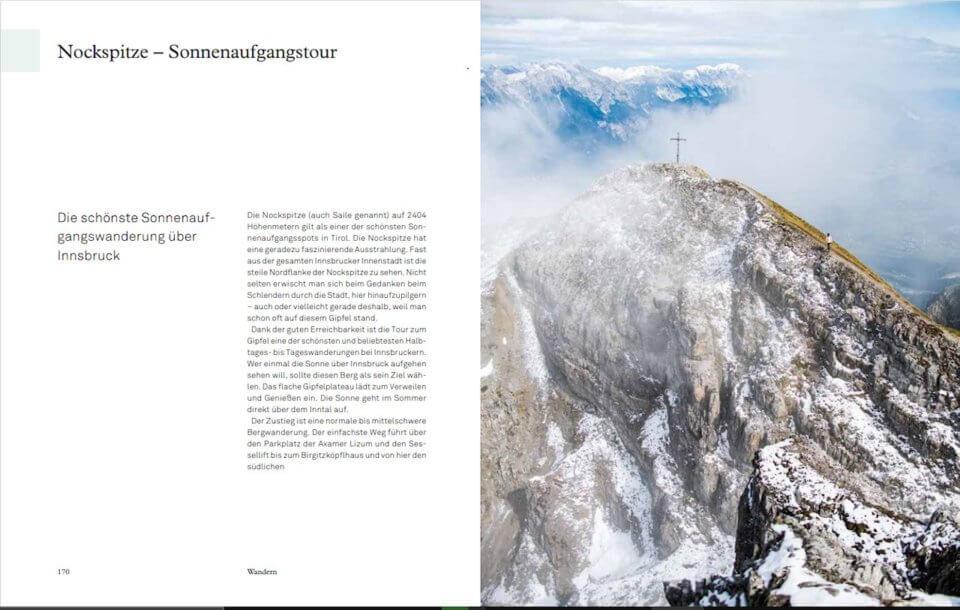 Innsbruck Outdoor Guide - Wanderung auf die Nockspitze