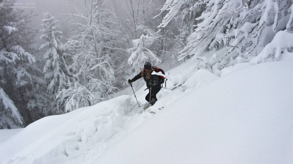 Winterwanderungen - hilfreiche Tipps: in Tourenplanung Witterung berücksichtigen