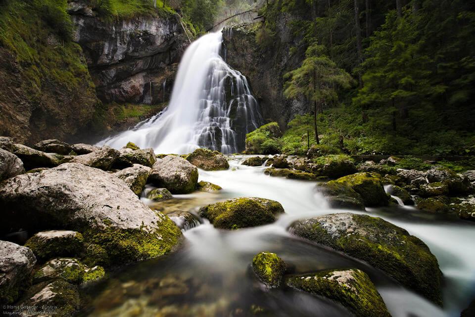 Trierenberg Super Circuit 2021 - Gollinger Wasserfall