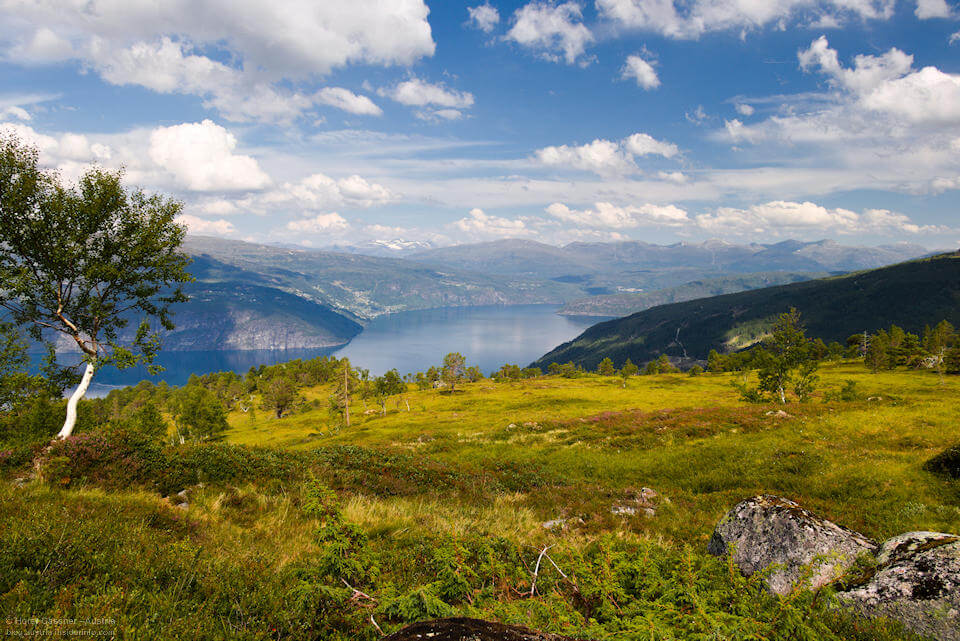 Nordfjord Norwegen