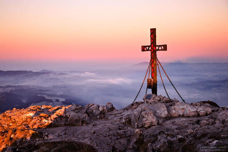 Schober Gipfelkreuz