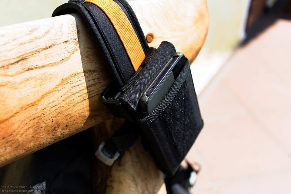 REELOQ Handy-Tasche