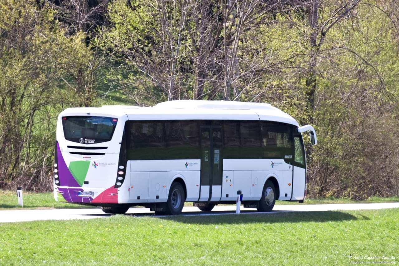 myRegio Salzburg Verkehr Wandern ohne Auto - Wandern ohne Auto